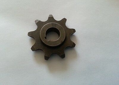 9 Tooth Sprocket for MY1016Z Electric Scooter Motor Engine Parts Pinion Gear