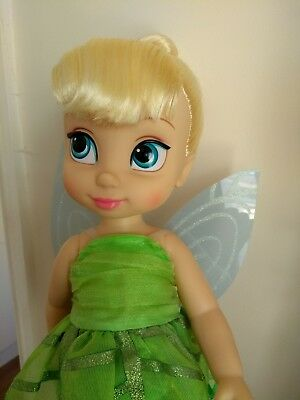 Disney Animators Tinkerbell doll