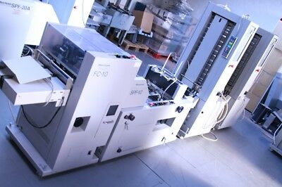 (HV45) Horizon Twin MC80 with SPF10 & FC10 Bookletmaker (£7500 + VAT)
