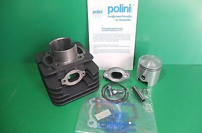 Benelli Scooter S 50 Kit Cilindro Motore Cylinder Engine  Polini Mm 47