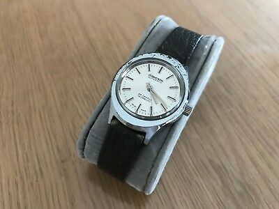 Mirexal Automatic Damenuhr Armbanduhr 25 Jewels Incabloc