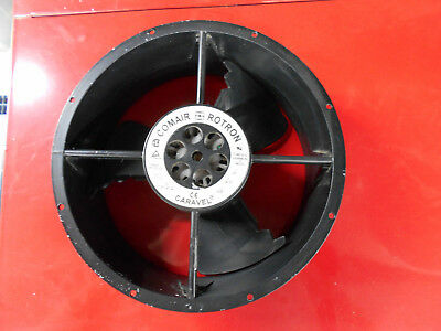 Comair Rotron Cle3T2 Caravel Thermally Protected Blower Fan 031912 (1)