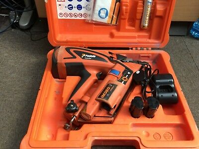 PASLODE IM360ci FRAMING NAILER. WITH WARRANTY TOOL 510 NEW SPARK UNIT FITTED
