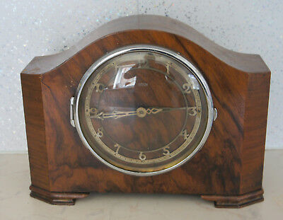 vintage  smiths english clocks ltd cricklewood london  sell for Parts
