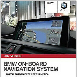 Bmw Navigation Map Update Lifetime Fsc Code & Map 2018 North America Europe