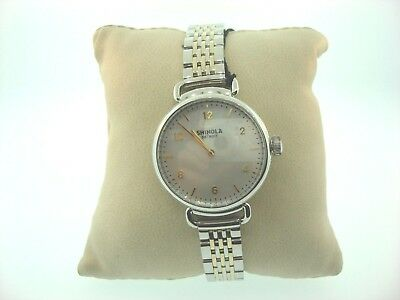 039e1b952 Shinola Ladies' Canfield 32 mm Mother of Pearl Dial Watch Retails @ $900
