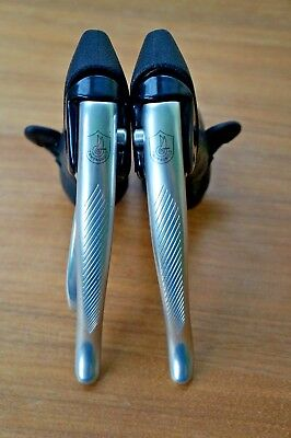 Campagnolo C-Record 8sp Ergopower VGC Low Miles Top Zustand C Record