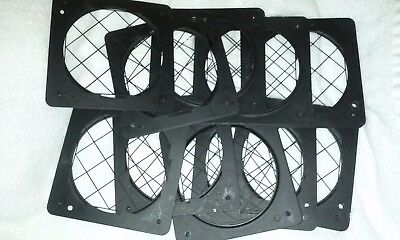 10 x Apollo Safety Gel Frame with Grid - 6.25in - Leko size
