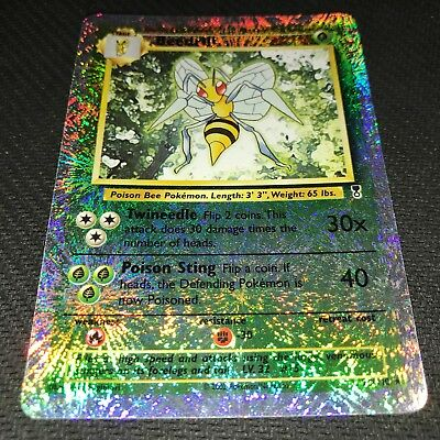 Rare Reverse Holo Light Played Legendary Collection Magneton 28//110