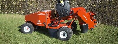2017 Morbark Mxg42 Stump Grinder, Demo Unit, Only 63 Hrs! Ready To Work!