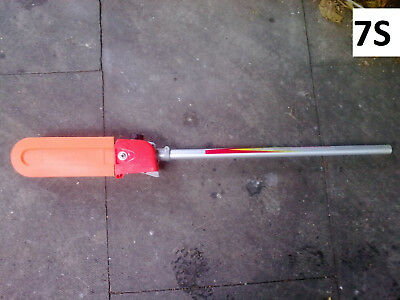 long reach petrol Chainsaw PRUNER SHAFT assembly 7-spline, Nordstrom & others