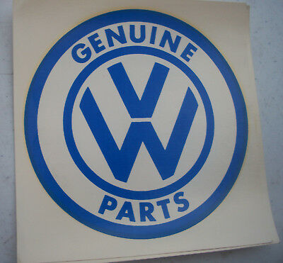 Vintage Vw Parts >> Genuine Vintage Vw Bug Beetle Camper Front 85mm Badge Emblem