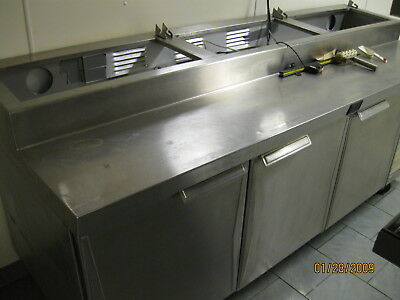 Commercial Food Preparation Table