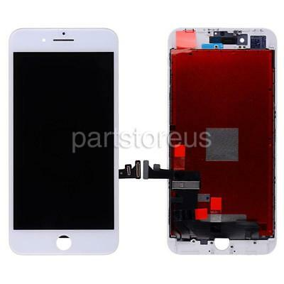 White LCD Screen Touch Digitizer + Frame Assembly For iPhone8 Plus 5.5'' USA