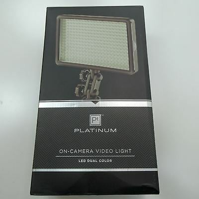 Platinum - 308 LED Rechargeable LED Video Light