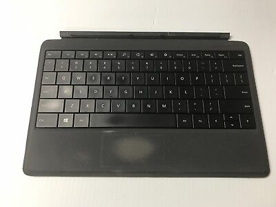 Microsoft Surface Pro 2 Keyboard Cover Model 1561 Black *used*