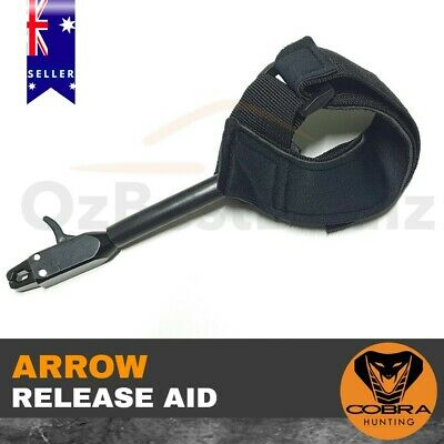 Bow Arrow Release Aid Trigger Left Right Hand Hunting Compound Bow Archery Aim