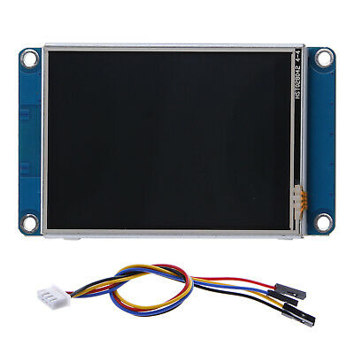 "2.8"" TJC HMI LCD TFT Display Module 320x240 Touch Screen For Raspberry Pi"