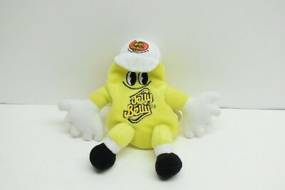 Jelly Belly Plush - 1st Crop Pina Colada Keychain 2000