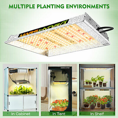 Mars Hydro ECO 300W 600W LED Grow Lights Full Spectrum Indoor Plant Veg Flower
