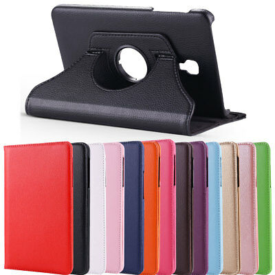 360 Rotating PU Leather Smart Case Cover For Samsung Galaxy Tab A 8.0 T380 /T385