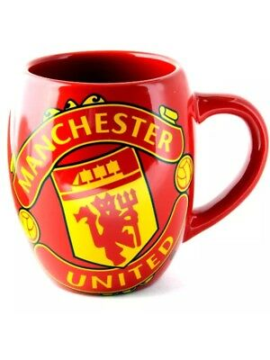 Manchester United Fc Tea Tub Mug Ceramic Coffee Cup