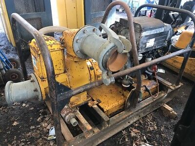 Selwood S150 Diesel Water Pump 2003 (sp22)