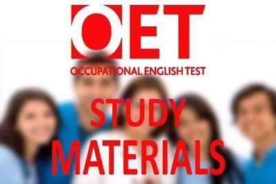 OET Latest Practice Material For NURSES EN & RN