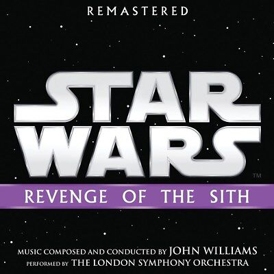 Star Wars - Episode III: Revenge of the Sith -  (Album) [CD]