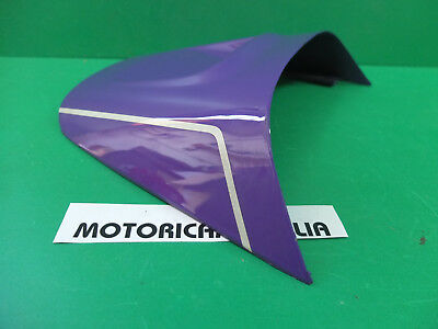 Aprilia sr50 sr 50 scooter carena sella copertura saddle cover seat viola