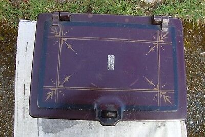 Stagecoach strong box
