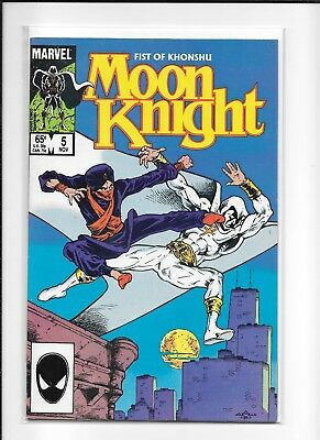 Moon Knight Fist Of Khonshu #5 (8.0) Marvel