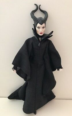 Disney Store Maleficent Doll, Film Collection, 2014, Angelina Jolie
