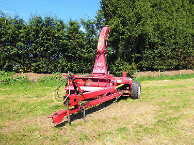TRACTOR MOUNTED JF 900 Forage Harvester Price Inc Vat