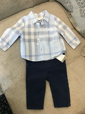 Baby boy bundle burberry 0-3 months✨