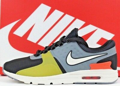 NIKE WOMENS AIR Max Zero Si Shoes Sneakers Multi Color All Sizes 881173 001 New