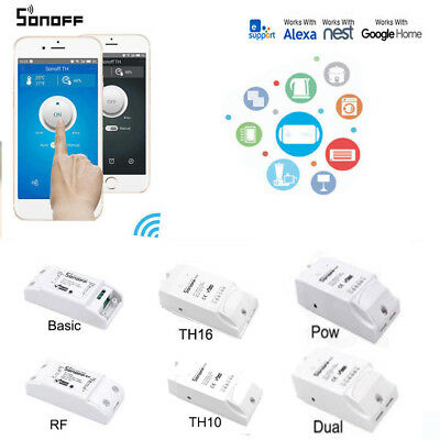 Sonoff ITEAD Smart Home WLAN Wireless Switch Modul für IOS Android APP Control