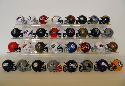 NFL Riddell Mini Helme - American Football - Mini Helmets - Alle Teams