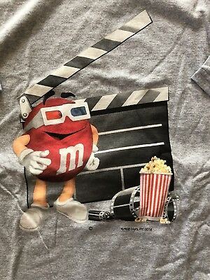 M&M's Movie Tee Shirt