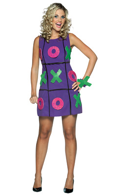Noughts and Crosses Game Costume