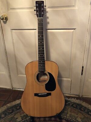Sigma Dm 2 Acoustic Guitar By C F Martin 16999 Picclick