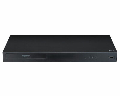LG UBK80 4K Ultra HD HDR Blu-ray Player  *Free Delivery*