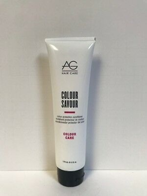 AG Hair Colour Savour Color Protection Conditioner - 6oz