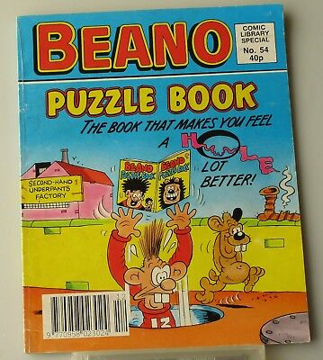 Beano comic library special #54