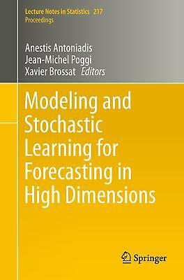 Modeling and Stochastic Learning for Forecasting in High Dimensions  Lecture N..