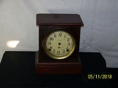 Antique Seth Thomas Mantle Clock Made In America