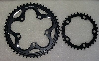 Shimano Ultegra Chainring 50T 34T Compact Chainring Set 110BCD 2 x 10 Speed