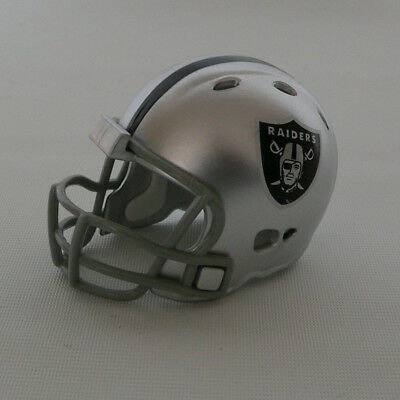 NFL Riddell Mini Helm - Oakland Raiders - American Football - Mini Helmet