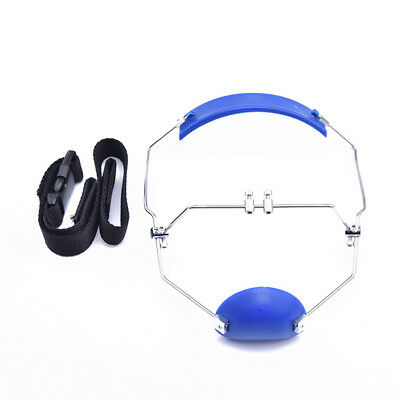 1 PC Dental Adjustable Orthodontic Headgear Face Mask Facebow Dental Instrument