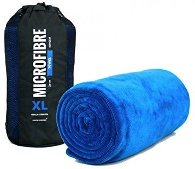 Extra Large Beach Towel Microfiber Quick Drying Highly Absorbent Travel Holiday